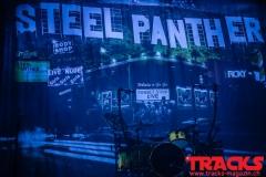 Steel Panther @Volkshaus - Zurich
