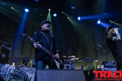 Drop Kick Murphys and Floggin Molly @ Samsung Hall - Zurich