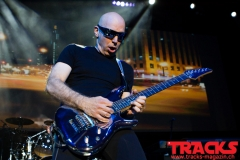 G3 - Joe Satriani @ Volkshaus - Zurich
