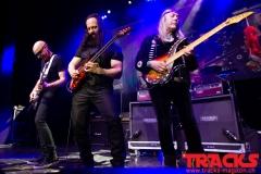 G3 - Uli Jon Roth - John Petrucci - Joe Satriani @ Volkshaus - Zurich
