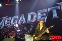Megadeth @ Samsung Hall - Zurich