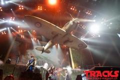 Iron Maiden @ Hallenstadion - Zurich