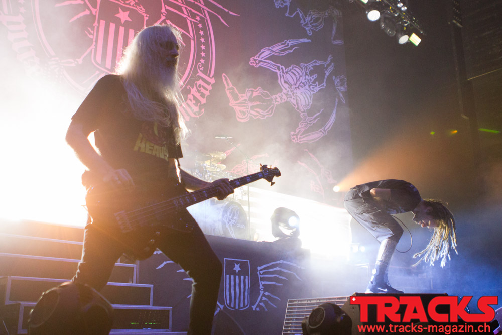 Lamb of God @ Halle 622 - Zurich