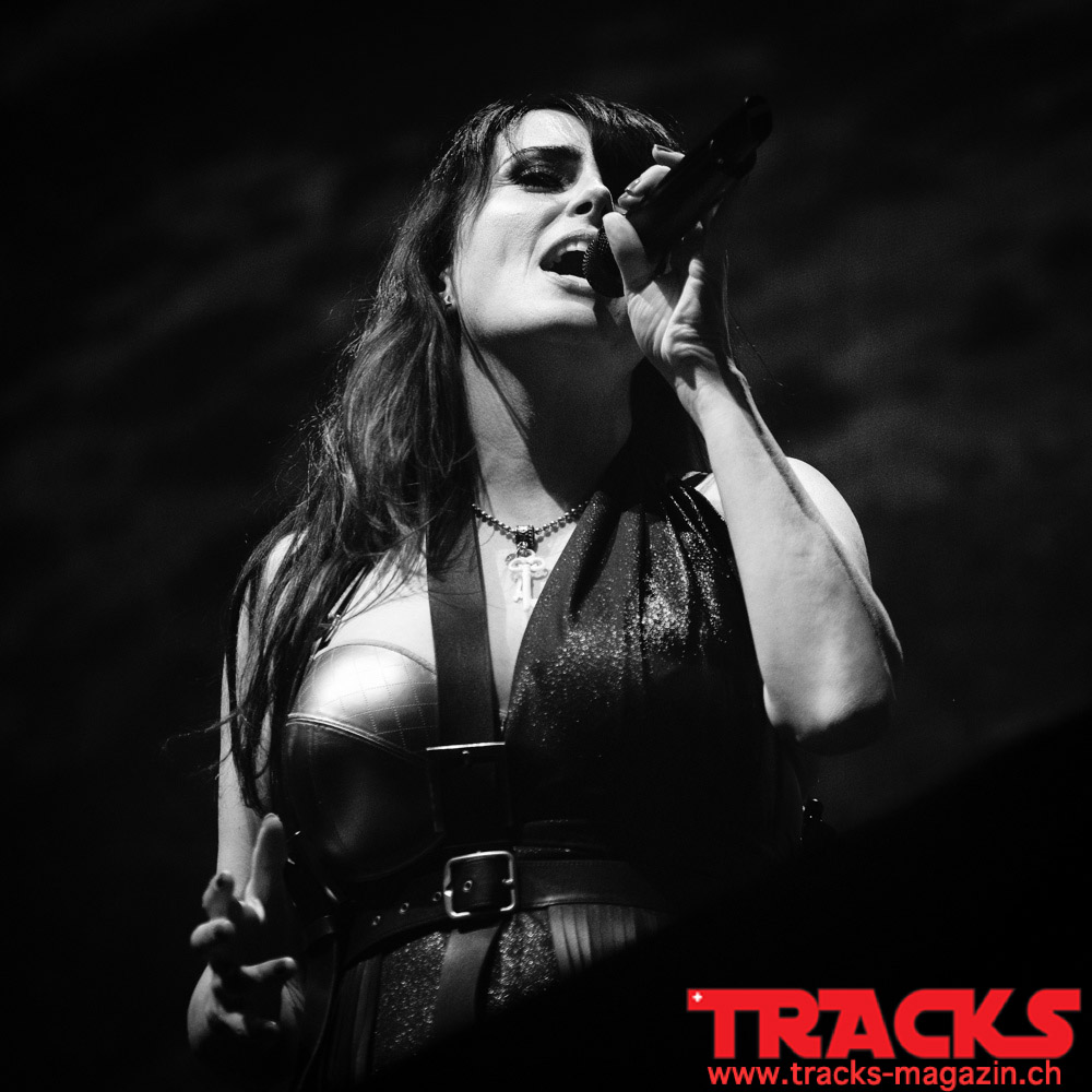Within Temptation @ Samsung Hall - Zurich
