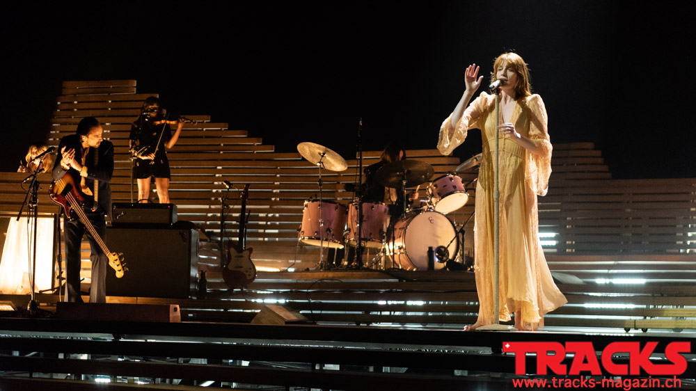 Florence + The Machine, Hallenstadion, Zürich