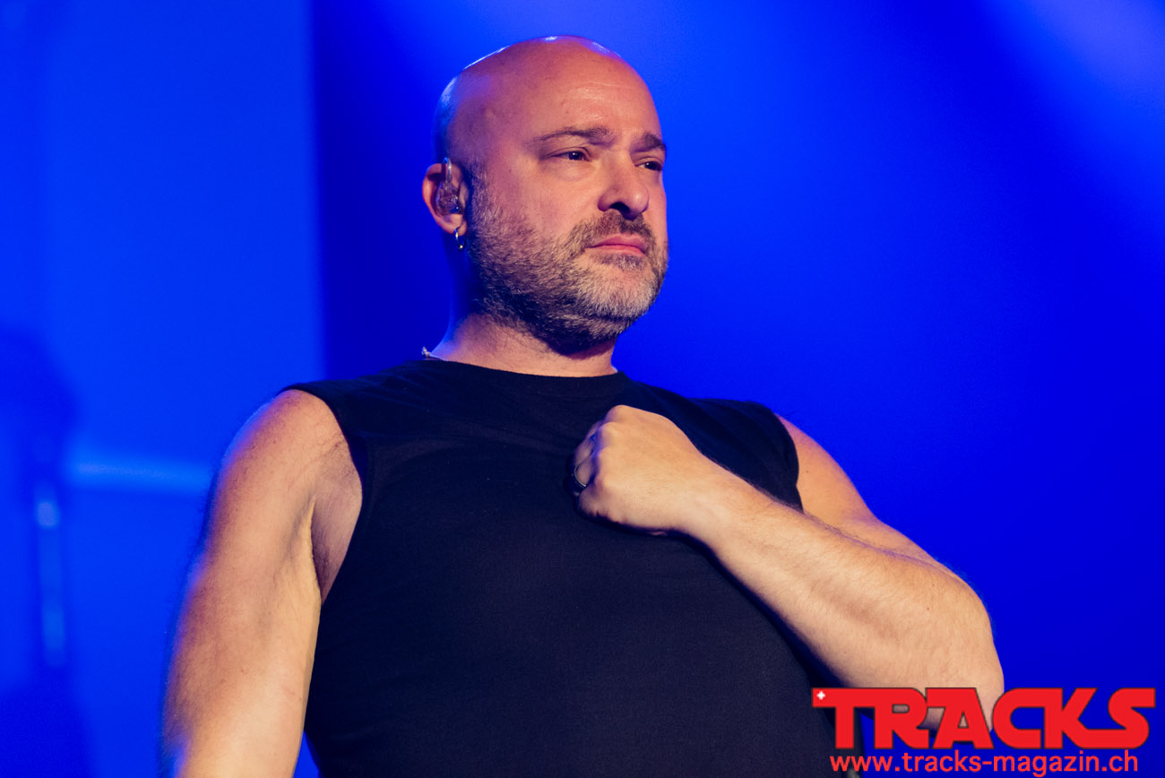 Disturbed @ Halle 622 - Zurich