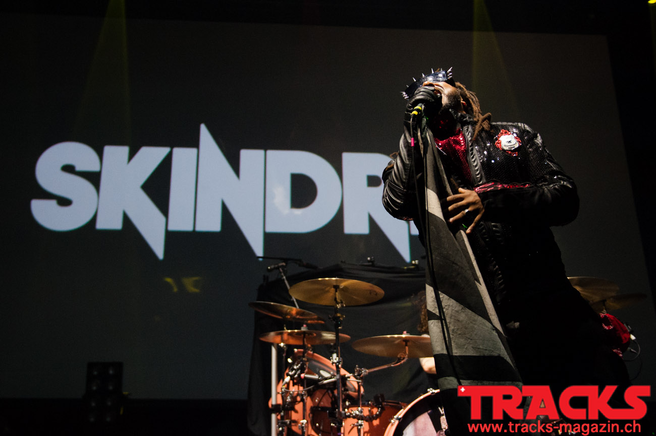 Skindred @ Halle 622 - Zurich