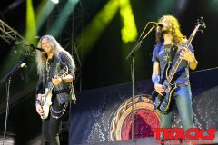 WHITESNAKE @ Rock the Ring 2019 - Zurich