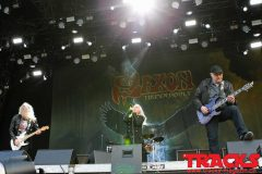 SAXON @ Rock the Ring 2019 - Zurich