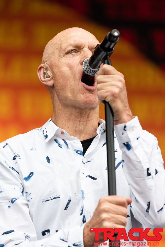 Midnight Oil, Rock The Ring, Hinwil