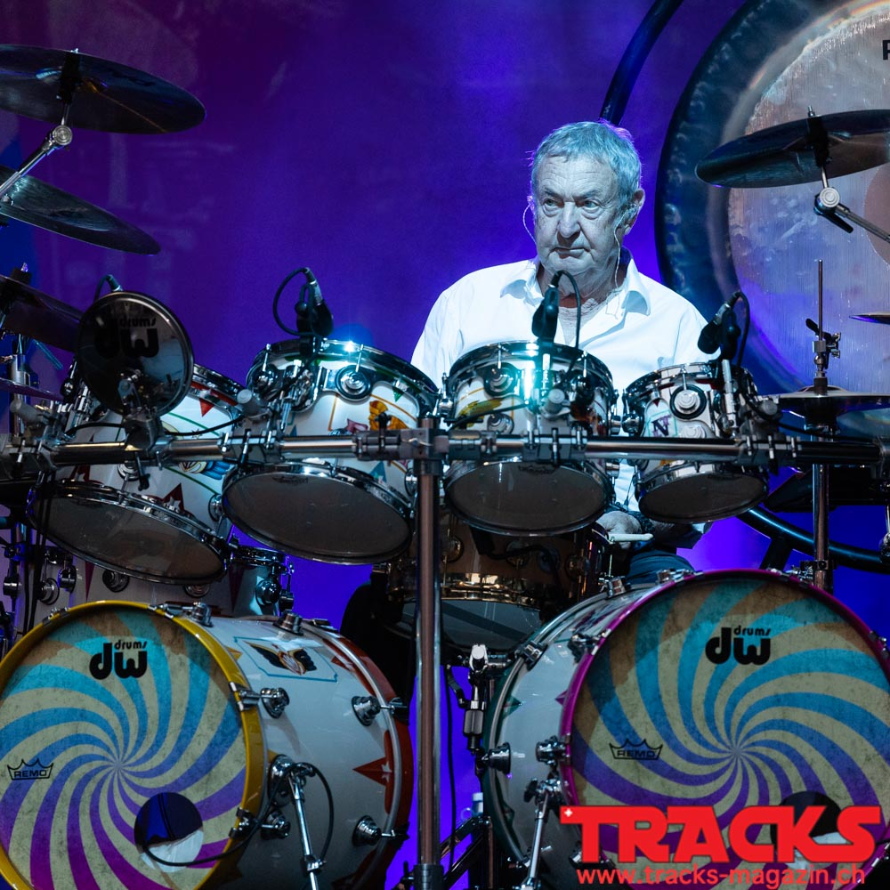 Nick Mason's Saucerful Of Secrets, Augusta Raurica
