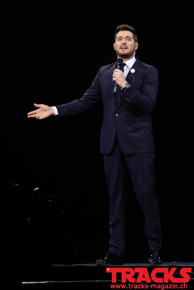 Michael Bublé, Hallenstadion, Zürich