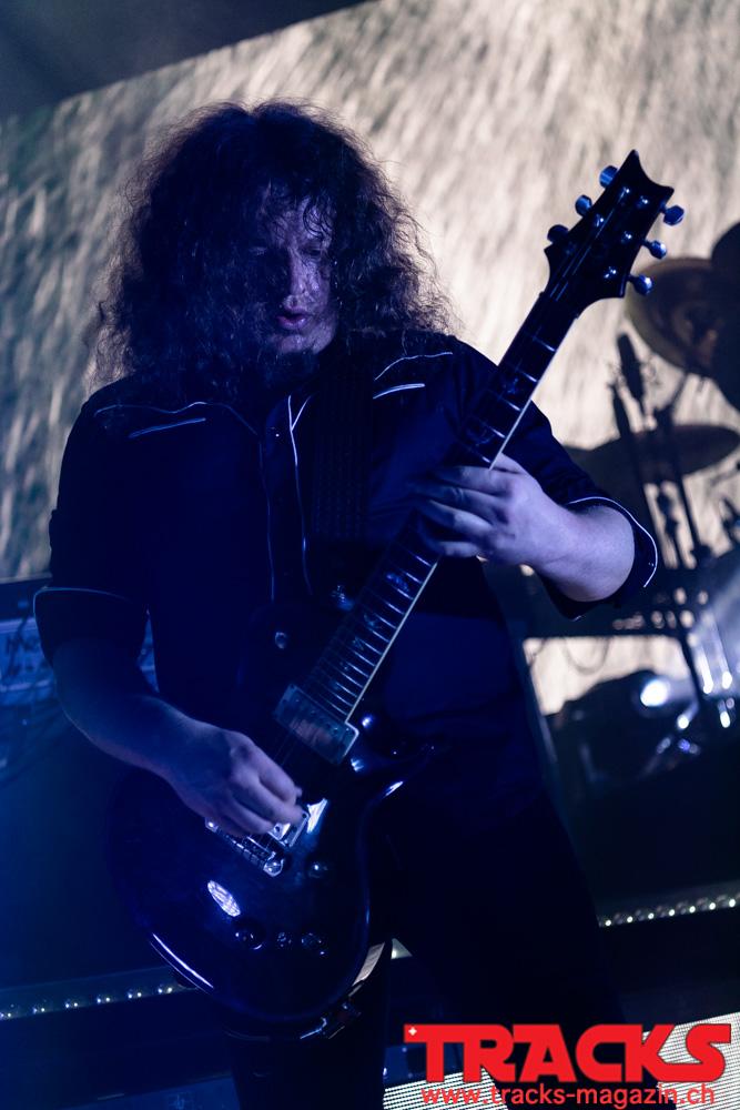 Opeth, Volkshaus, Zürich