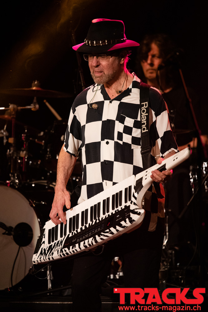 Manfred Mann's Earth Band, Kaufleuten, Zürich