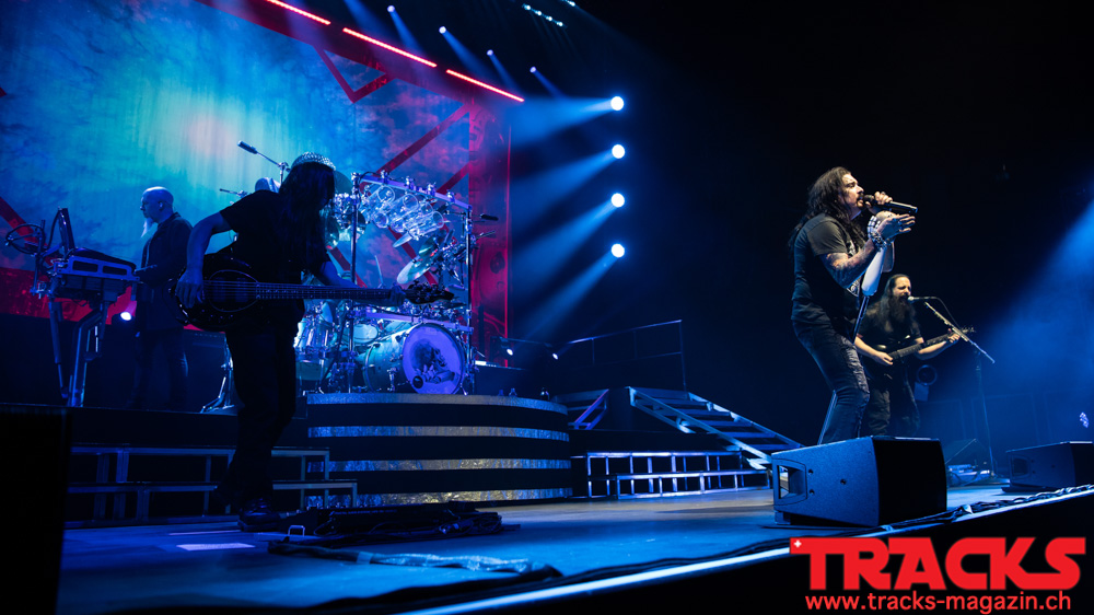Dream Theater, Samsung Hall, Dübendorf