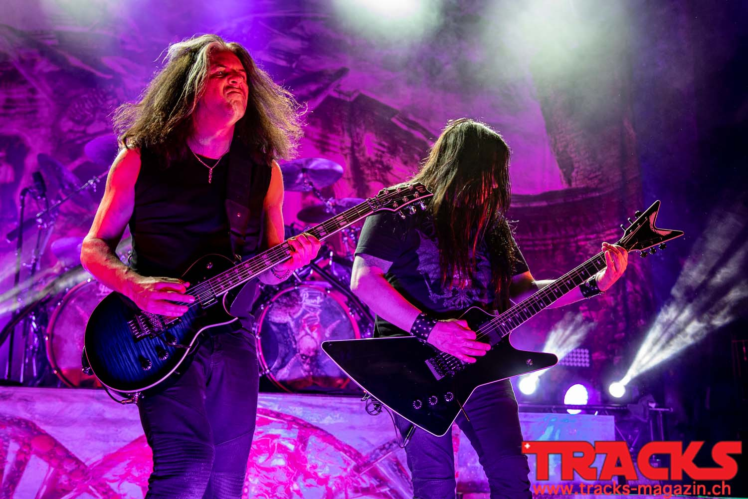Testament | Exodus | Death Angel @ Volkshaus - Zurich