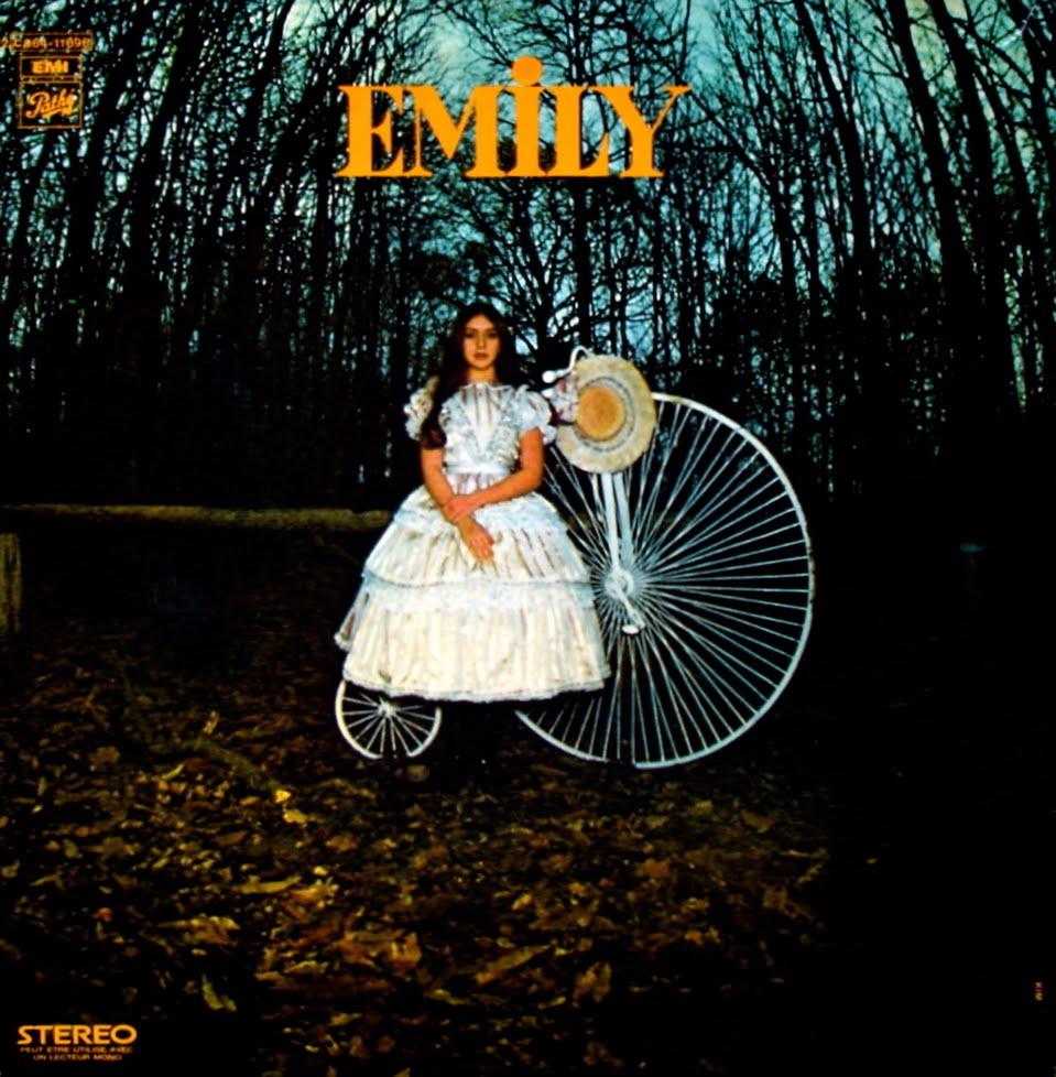 Emily Bindiger - Emily - 1971  ,a, huge
