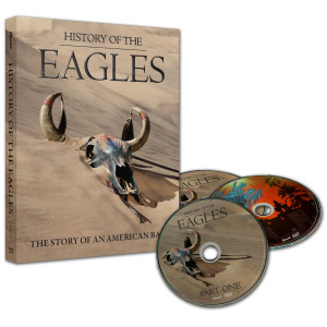 THE EAGLES History Of The Eagles (Limited Edition 3 DVDs)