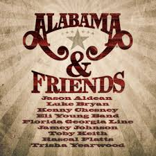 ALABAMA & FRIENDS Alabama & Friends
