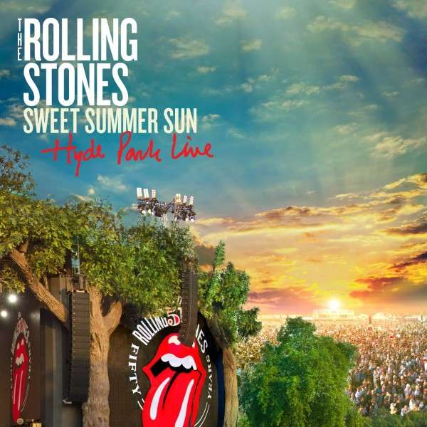 THE ROLLING STONES Sweet Summer Sun