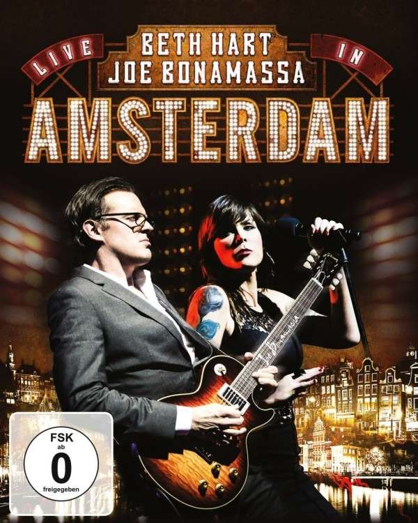 BETH HART JOE BONAMASSA Live In Amsterdam