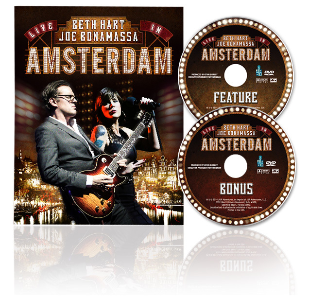 live-amsterdam-beth-and-joe-DVD