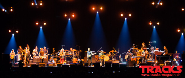 Sting and Paul Simon @ Hallenstadion - Zurich