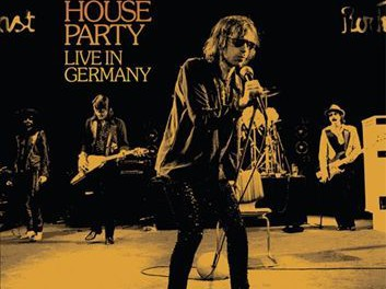 THE J. GEILS BAND House Party