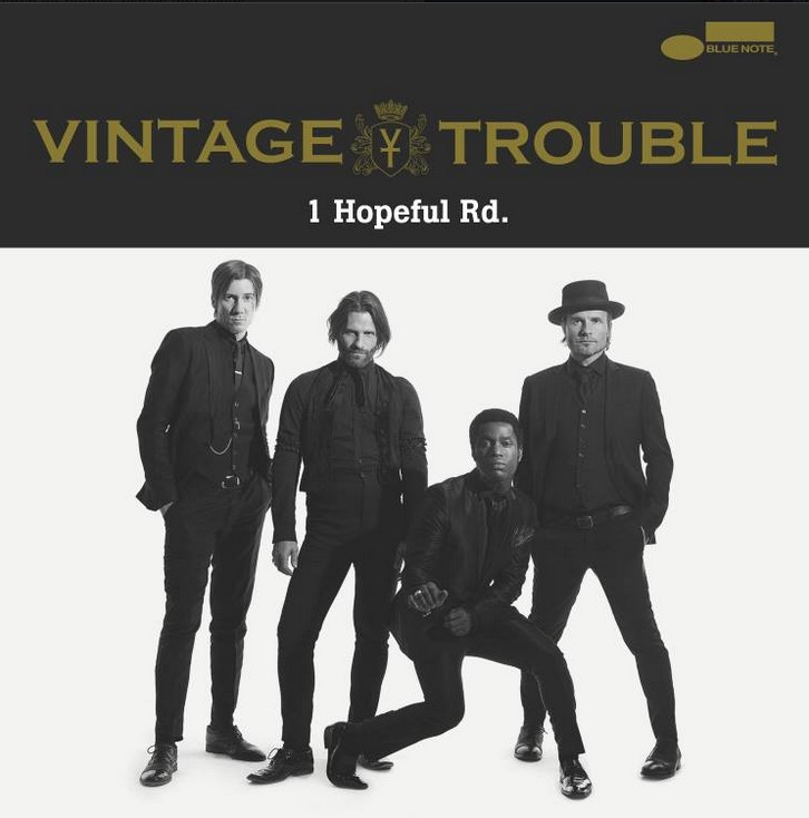VINTAGE TROUBLE 1 Hopeful Rd.
