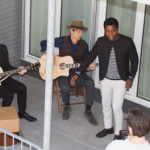 EXCLUSIVE PHOTOS: Vintage Trouble Private Acoustic Session @ Universal Music Switzerland