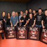 AC/DC: Vierfach-Platin-Verleihung in Zürich!