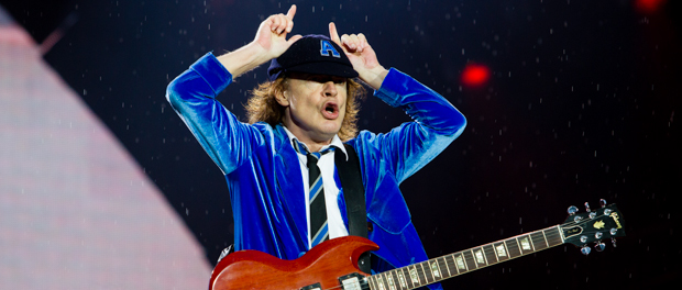 AC/DC with Axl Rose @ Stade de Suisse - Bern