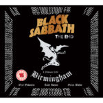 BLACK SABBATH – The End (BluRay/CD)