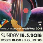 VERLOSUNG BEENDET – 1 x 2 Tickets für FU MANCHU am 18. März 2018