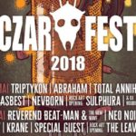 CZAR FEST 2018 in Basel am 11. und 12. Mai 2018