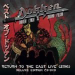 DOKKEN Return To The East Live (2016)