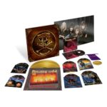 RUNNING WILD Pieces of Eight/The Singles, Live and Rare: 1984 To 1994 (Box Set)