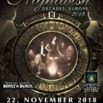VERLOSUNG BEENDET – 2 x 2 TICKETS für NIGHTWISH am 22. November 2018 im HALLENSTADION ZURICH
