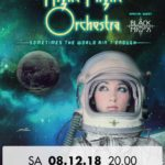 VERLOSUNG BEENDET: 1 mal 2 Tickets für THE NIGHT FLIGHT ORCHESTRA am 8.12 im Dynamo ZH