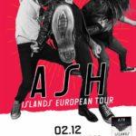 VERLOSUNG BEENDET – 1 X 2 Tickets für ASH am Sonntag 2. Dezember im EXIL in ZÜRICH zu gewinnen!