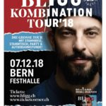 VERLOSUNG BEENDET – 1 X 2 Tickets für BLIGG am 7. Dezember in der Festhalle in Bern zu gewinnen!