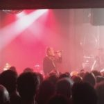 LIVE REVIEW: PETER MURPHY, 12. November 2018, Mascotte, Zürich