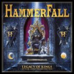 HAMMERFALL Legacy Of Kings (2 CD/DVD)