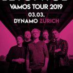 VERLOSUNG Beendet – 1 mal 2 Tickets für BETONTOD am 3. März 2019 in DYNAMO SAAL Zürich zu gewinnen!