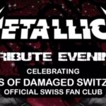 METALLICA TRIBUTE EVENING - AMBOSS RAMPE, ZÜRICH 23.03.2019