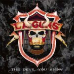 L.A. GUNS The Devil You Know