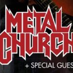 METAL CHURCH am 11. Juli 2019 in Zürich abgesagt