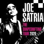 TRACKS präsentiert: JOE SATRIANI - The Shapeshifting Tour 2020 - Donnerstag, 16. April Zurich- CH-exklusiv