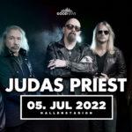 TRACKS präsentiert: JUDAS PRIEST am 5. Juli 2022 im Hallenstadion (ZH)