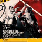 TRACKS präsentiert: WITHIN TEMPTATION / EVANESCENCE am 15. April 2022 im Hallenstadion (ZH)